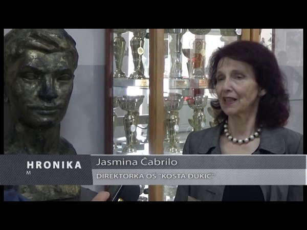 Mladenovac Sjajna generacija osmaka u OŠ Kosta Đjukić 30 05 2019