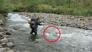 Выловив ЭТО из реки, мужчина был ШОКИРОВАН. Он и подумать не мог, что это изменит его жизнь навсегда