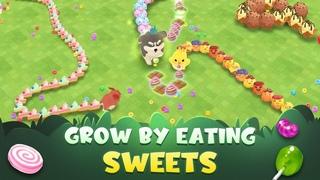 Sweet Crossing  Snake io   скачать последнюю версию игры андроид на Tubtivi