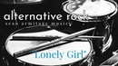 Drumless Backing Track Alt-Rock 90 BPM Lonely Girl