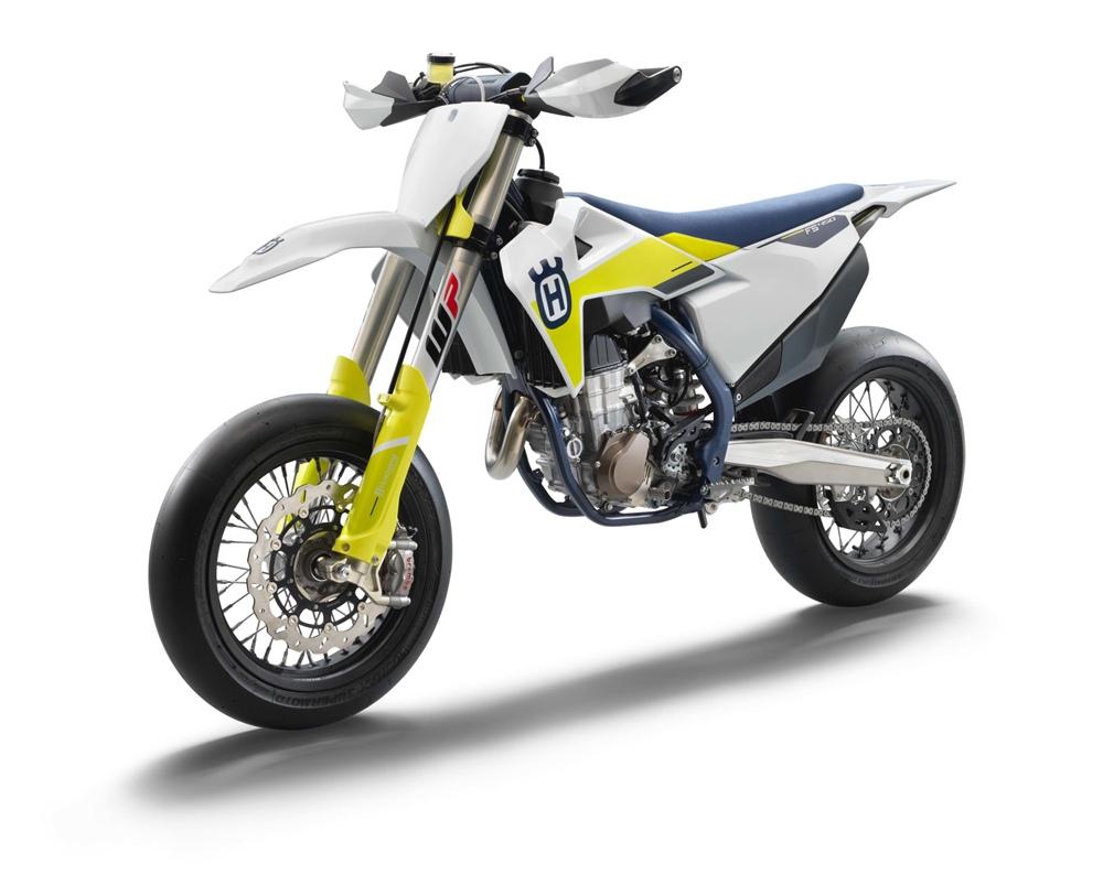 Мотоцикл Husqvarna FS 450 Supermoto 2021