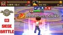 FIGHTING 10 KHMUN TOP META DEFENCES! - High G3 Siege - GOAT v CandyHouse v Wik-Wik - Summoners War