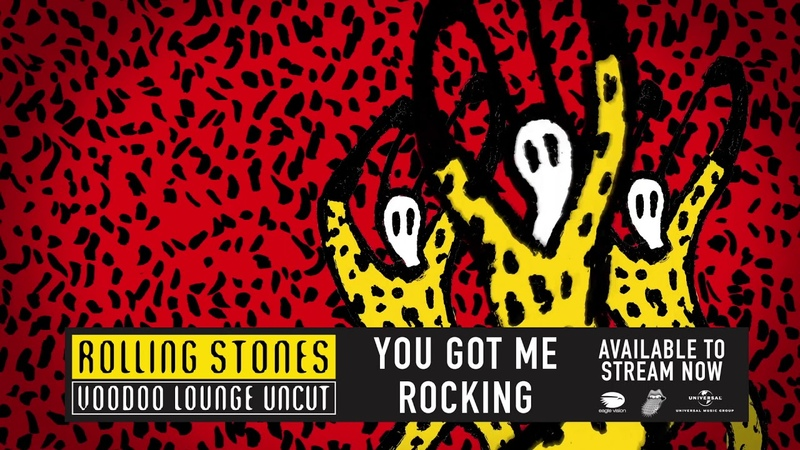 Available To Stream Now You Got Me Rocking Voodoo Lounge Uncut