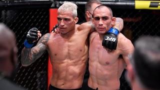 Эмоции после просмотра турнира UFC 256: Фегередо vs. Морено