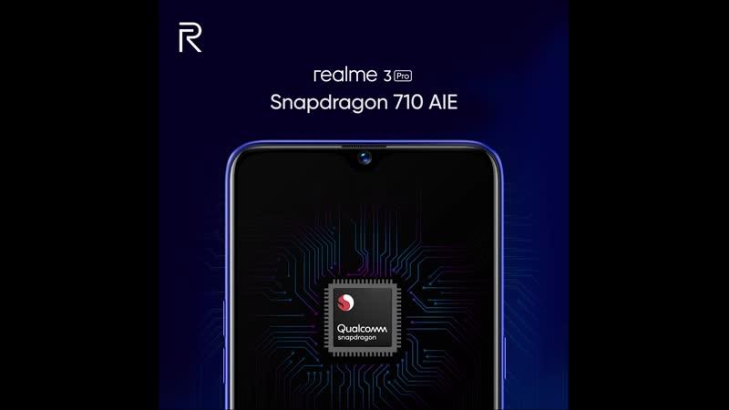 Realme Snapdragon 710 AIE