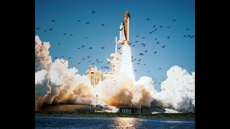 Секунды до катастрофы 22 С Катастрофа шаттла Челленджер Space Shuttle Explosion