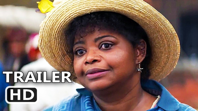 SELF MADE Official Trailer 2020 Octavia Spencer Tiffany Haddish Netflix Movie HD