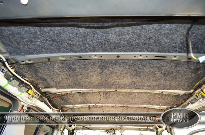 Шумоизоляция Volkswagen Multivan, изображение №5