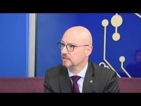 ПМОФ 2019 Мартин Бауэр о цифровизации Австрии