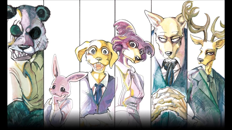 Beastars OP FULL But It's The Anime Version Wild Side by ALI