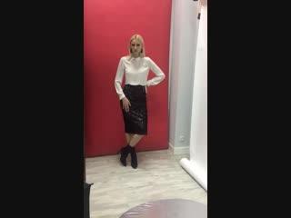 модель Photomodel style на фотосессии в Москве (backstage)