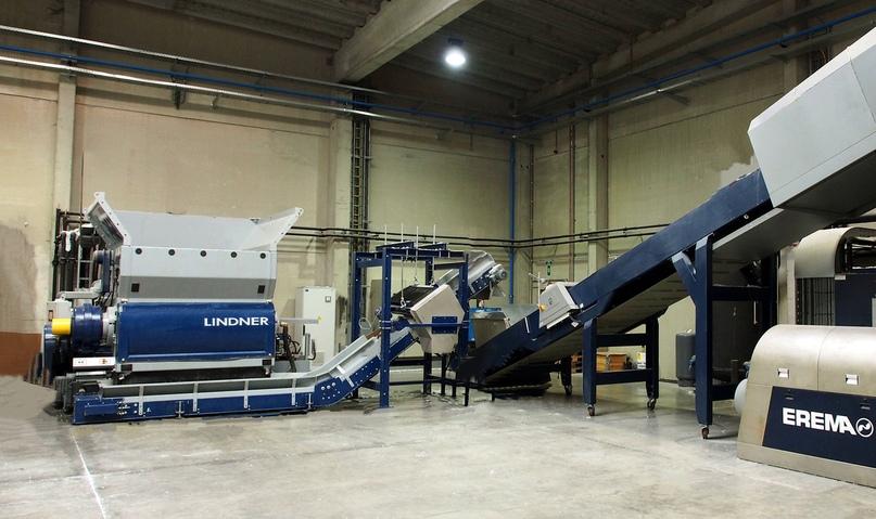 Lindner Washtech: CeDo выбирает технологию мойки Lindner для производства высококачественного измельченного материала, изображение №5
