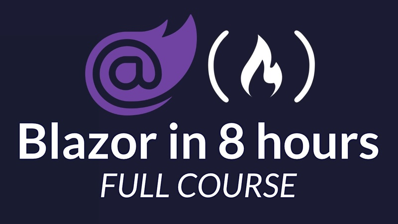 Blazor Course - Use ASP.NET Core to Build Full-Stack C Web Apps