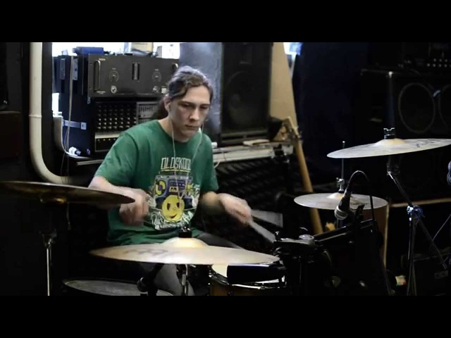 Евгений Фоминых - Keane - Cant Stop Now (drum cover)