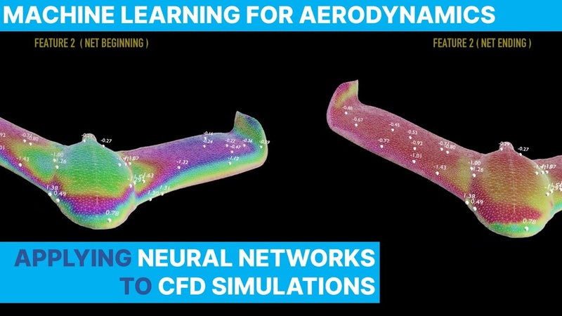 Machine Learning for Aerodynamics Deep Learning Neural Networks applied to CFD simulations