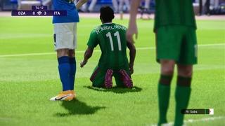 World Cup Algeria VS Italy #2