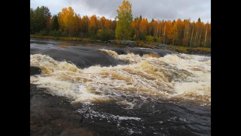 Водный поход по реке Сухая водла