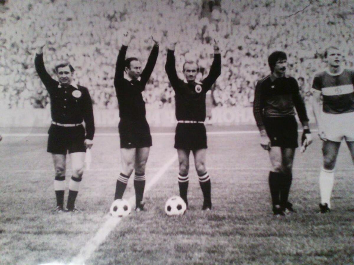 Чемпионат СССР по футболу, арбитры
