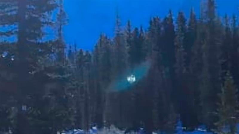 Нашествие НЛО в Горном Алтае 2020