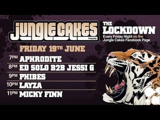 DJ APHRODITE  JUNGLE CAKES LOCKDOWN 19-06-20