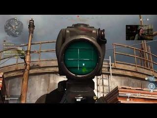 Пока что лучшая катка из 3-х Call of Duty: Warzone Выживание отлиичный Шутер Fun Stream Richard Bong
