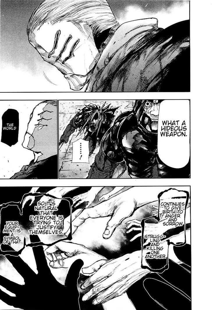 Tokyo Ghoul, Vol.8 Chapter 78 Diversion, image #7