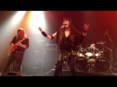 Jutta Weinhold Band The spell from over yonder Zed Yago Live Metal Assault III 02 02 2013