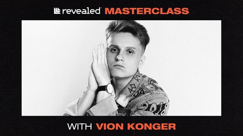 Vion Konger NRJ Masterclass Preview