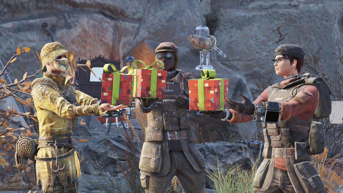 Вас ждет бесплатный подарок в Atomic Shop!