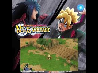NARUTO X BORUTO Ninja Voltage - Naruto Uzumaki (Nine Tails Chakra Mode) Gameplay Video!