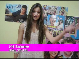 J-14 Video Exclusive: Hailee Steinfeld's 14 Second Diary