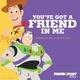 Jordan Fisher, Olivia Holt - You've Got a Friend in Me