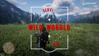 Усадьба ждет хозяина сервер WildWorld - RP #RedemptionRP #RedDeadOnline #RDR2