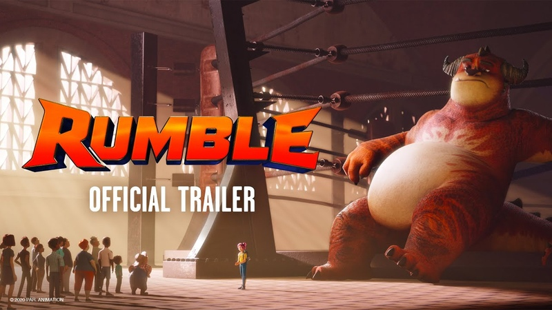 RUMBLE Official Trailer