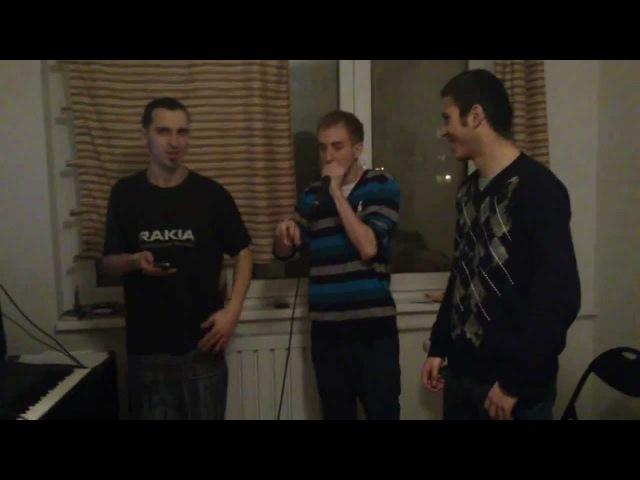 Doeme,Shackle,Dizflash beatboxing after dialektus beatboxfreestly beattle