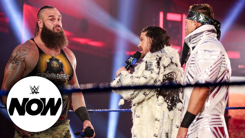 4 things to know before tonight's Friday Night SmackDown WWE Now June 5 2020