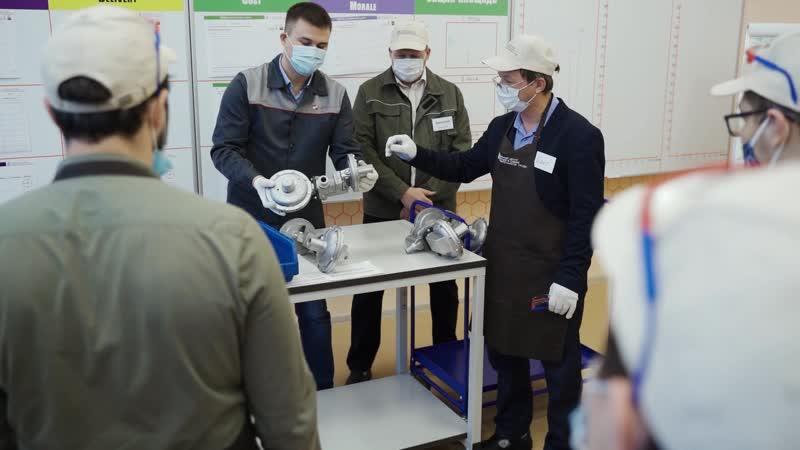 В Технопарке Югры открылась фабрика процессов