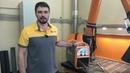 Сварочный полуавтомат HUGONG EXTREMIG 200 III LCD синергетика, струйный перенос