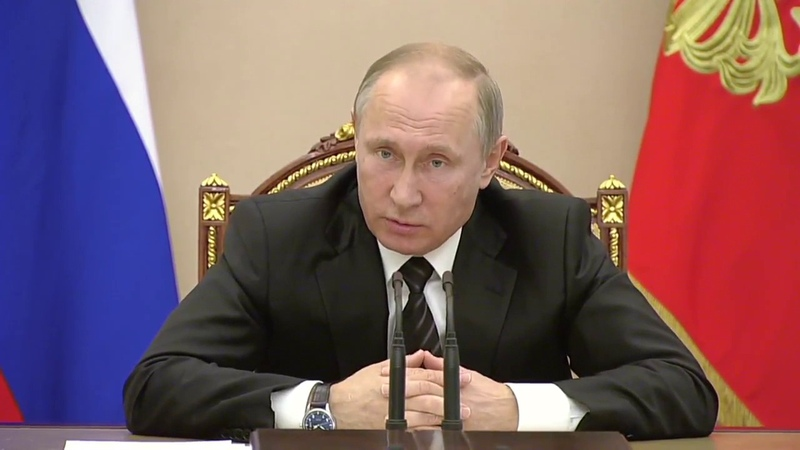 Путин приказал закрыть свалку в Балашихе через месяц Запомнили что я сказал
