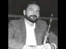 Clarinetist, Stephen Clark, Plays Erik Satie (November 21, 1988)