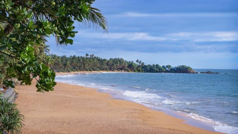 Шри Ланка Sri Lanka Прекрасный остров Цейлон зимой Путешествие по острову за 4 минуты