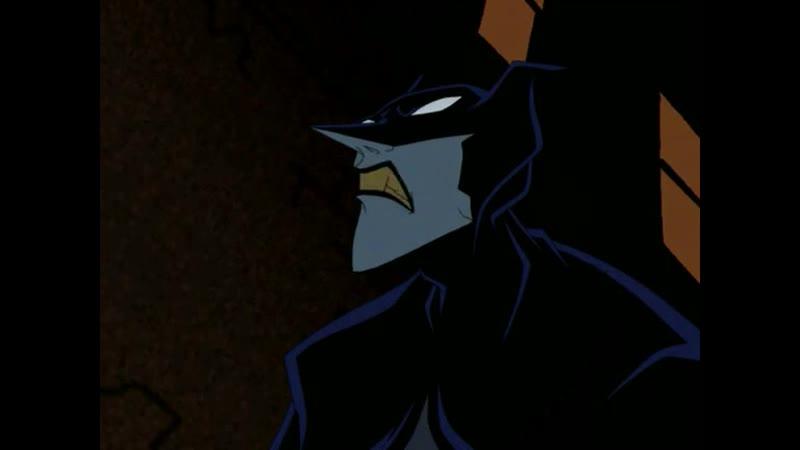 Бэтмен (2004-2008) Сезон 2 Серия 12