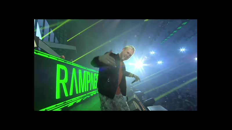 12 Rampage 2019 SUB FOCUS b2b WILKINSON YouTube and 1 more page Personal Microsoft Edge 2020 11 03 13 38 56