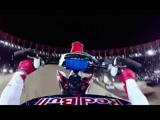 FMX Double Backflip Through the Eyes of Josh Sheehan