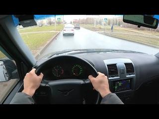 2016 УАЗ ПИКАП  (135) POV TEST DRIVE