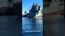Спущен на воду головной американский танкер-заправщик следующего поколения USNS John Lewis