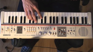 Games of Thrones - Theme cover with Casiotone MT-65 (cheap keyboard)