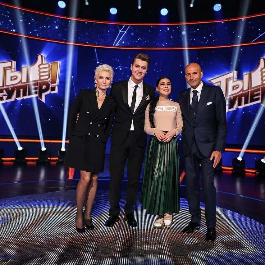 Жюри 4 сезона шоу Ты супер! на НТВ