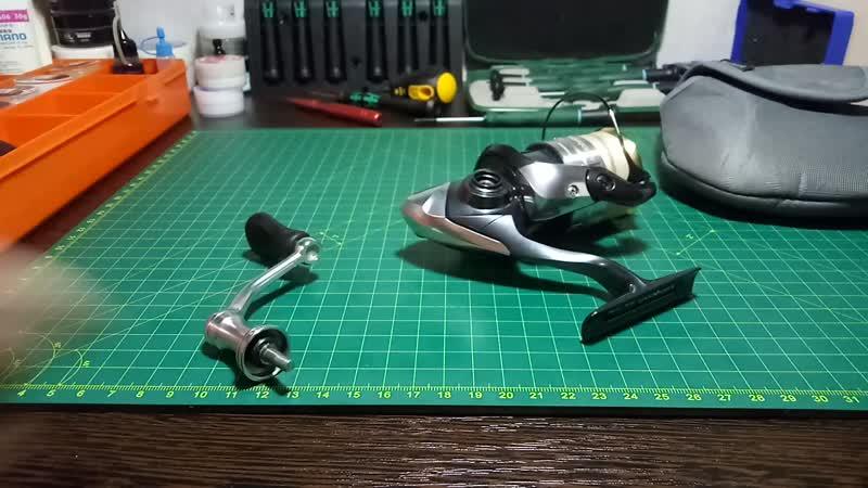 Shimano 12 Vanquish 2500S до