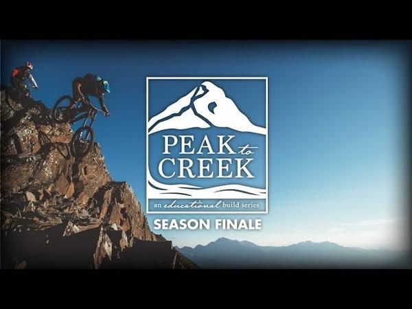 Peak to Creek: The Retallack Trailbuilding Experience The Season Finale